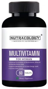 Nutracology Multivitamin for women