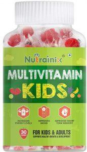 Nutrainix Multivitamins For Kids