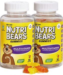 Nutri Bears Multivitamins for men
