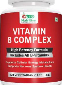 ProNutrition B Complex Vitamins