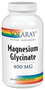 Solaray Magnesium Glycinate