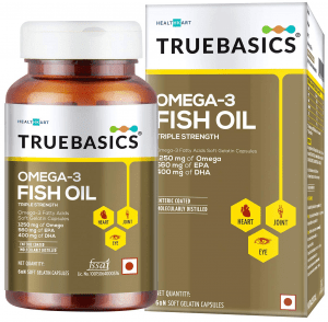 TrueBasics Fish Oil