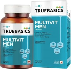 Truebasics Multivitamin for Men