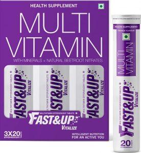 Fast&Up Vitalize Multivitamins