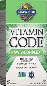 Garden of Life Vegan B Vitamin