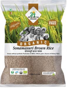 24 Mantra Organic -Sonamasuri Brown Rice