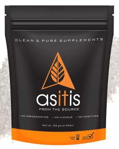 AS-IT-IS Nutrition Glutamine Supplements