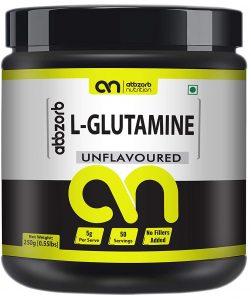 Abbzorb Nutrition Glutamine Supplements