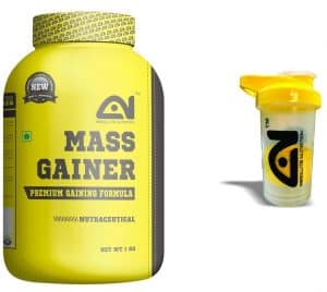 Absolute Nutrition Mass Gainer