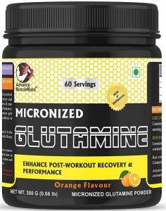 Advance MuscleMass Glutamine Supplements