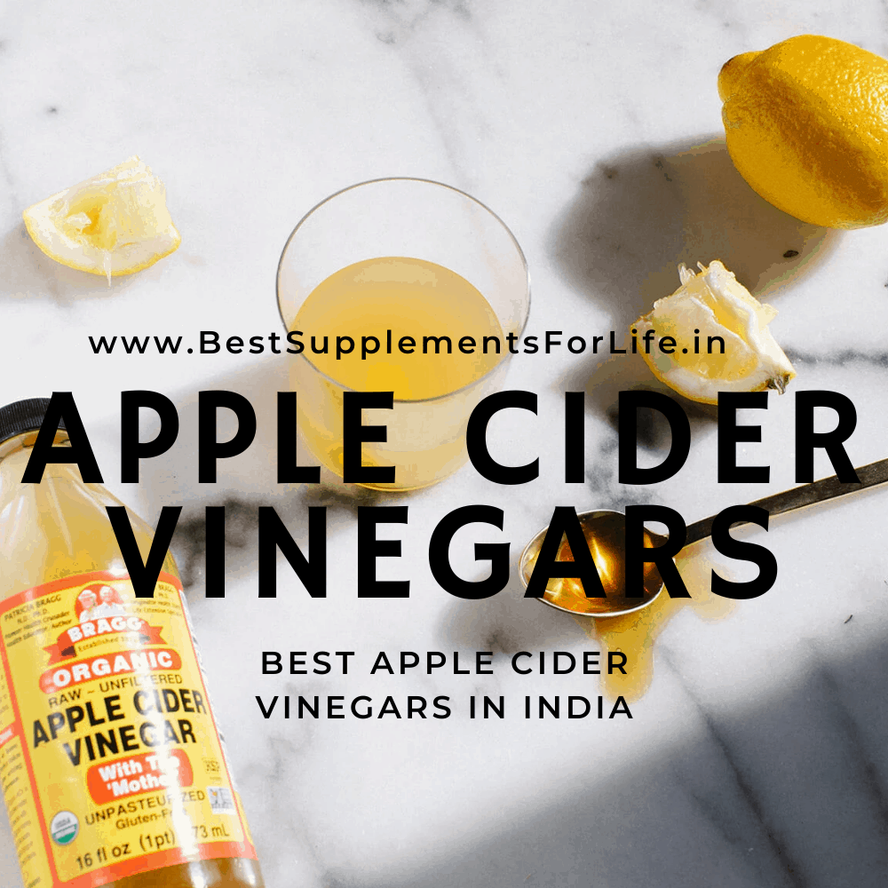 Best Apple Cider Vinegars in India: Reviews Buying Guide FAQs
