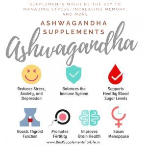 Best Ashwagandha Supplements in India