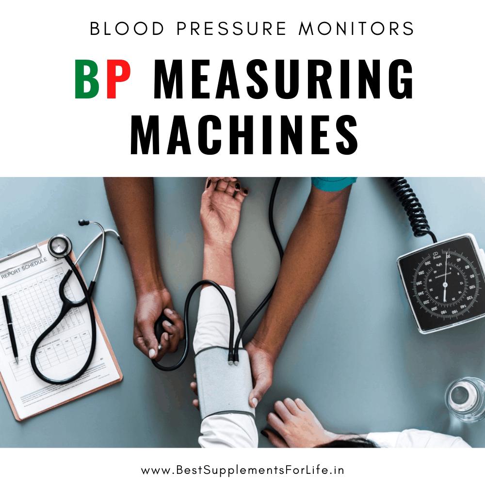 BP Measuring Machines