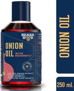 Beardhood Onion Oil