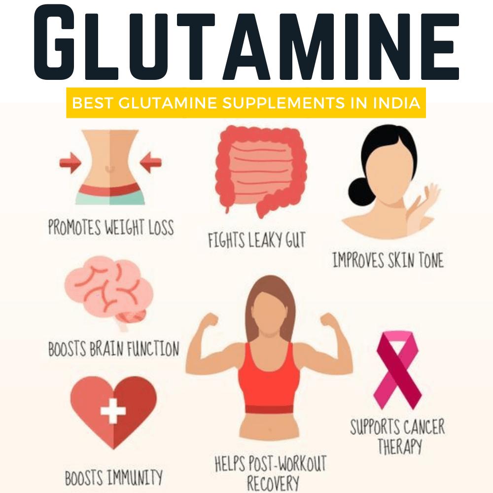 Best Glutamine Supplements in India