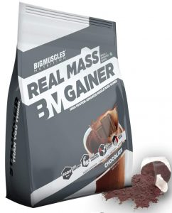 Bigmuscles Nutrition Real Mass Gainer