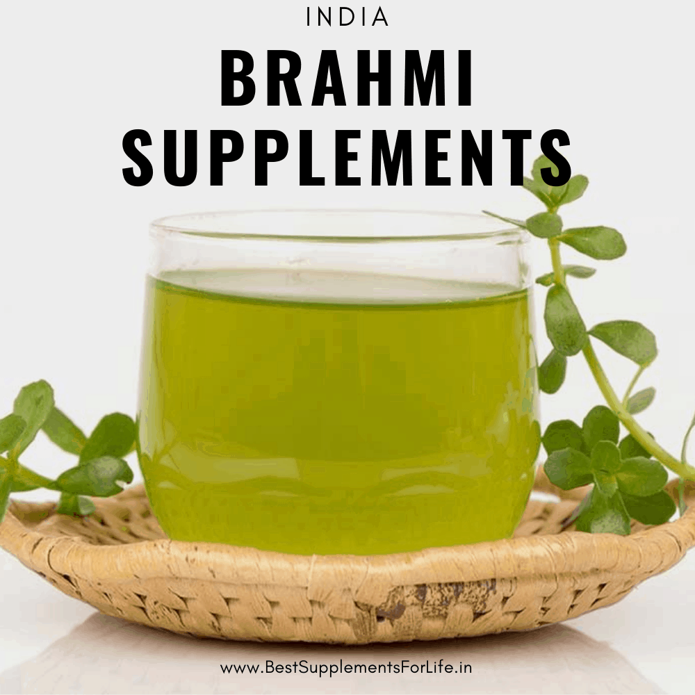 Best Brahmi Supplements in India