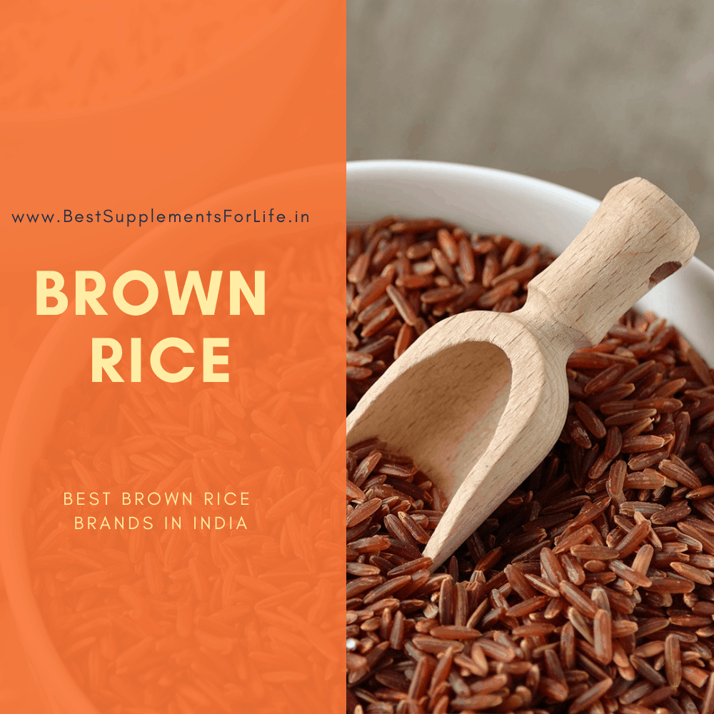 Best Brown Rice Brands in India