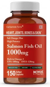 Carbamide Forte Salmon Fishoil Brands