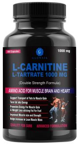 Glowsik L-Carnitine Fat Burner