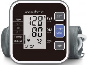Healthsense BP Monitors
