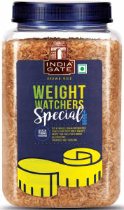 India gate Brown Rice Weight Watchers Special