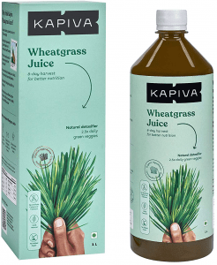 Kapiva Wheatgrass Juice
