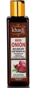 Khadi Global Red Onion Hair Oil