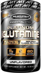 MuscleTech Glutamine Supplements