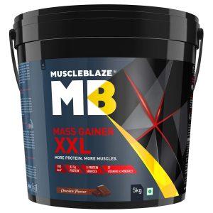 Muscleblaze Mass Gainer
