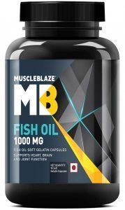 Muscleblaze fish oil brands