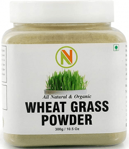 Nature Vit Wheatgrass Powder