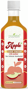 Neuherbs Apple Cider Vinegar with Mother Vinegar