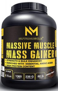 Nutrimuscle Mass Gainer