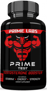 Prime Labs Better Mornings Testosterone Supplement for Men
