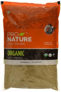Pro Nature 100% Organic Sonamasoori Brown Rice