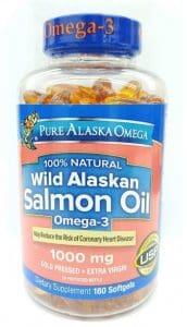 Pure Alaska Omega Fishoil Brands