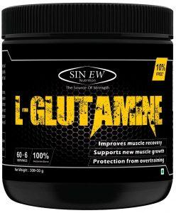 Sinew Nutrition Glutamine
