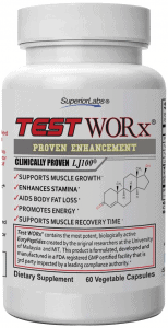 SuperiorLabs llc Testosterone Booster Supplement