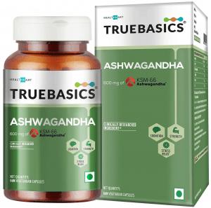 TrueBasics Ashwagandha