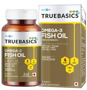 Truebasics omega3 fishoil brands