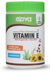 Oziva Vitamin E Supplements
