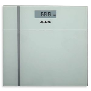 AGARO WS 503W Ultra-Lite Digital Personal Body Weighing Scale