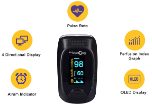 BPL Medical Pulse Oximeter
