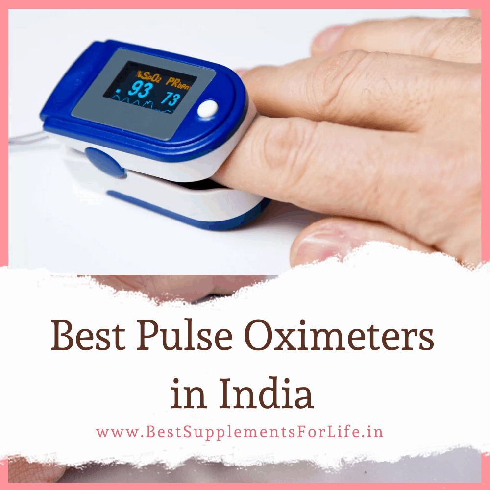 Best Pulse Oximeters in India