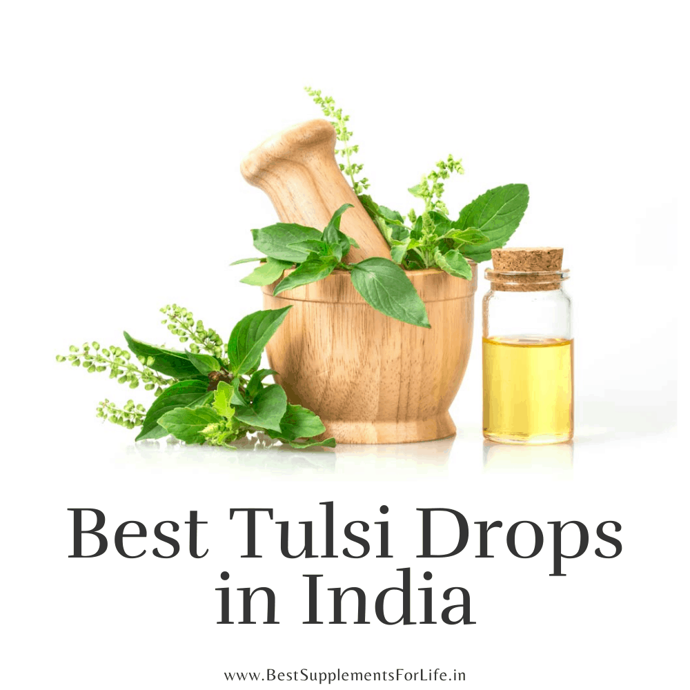 Best Tulsi Drops in India