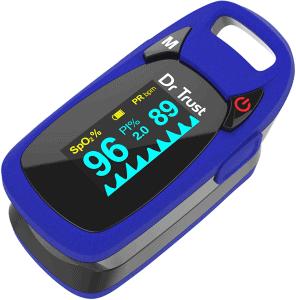 Dr Trust Professional Series Finger Tip Pulse Oximeter