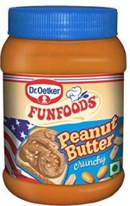Dr. Oetker Fun Foods Peanut Butter Crunchy