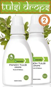 Emeveta Herbal Organic Tulasi Drops