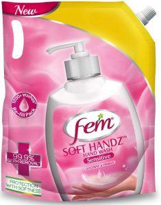 Fem Soft Handz Hand Wash